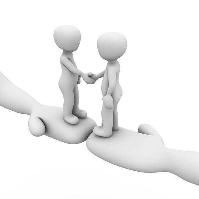 確かなものへの信用と未来への信頼