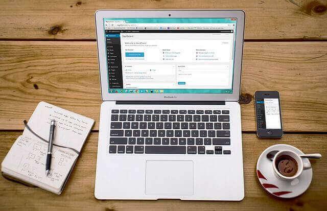 世界中にあるWEBサイトの60%はWordpress(ワードプレス)で作られている