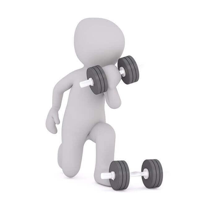 筋肉がつくコンテンツの作り方と被リンクの効果が期待できるプロテインの摂取