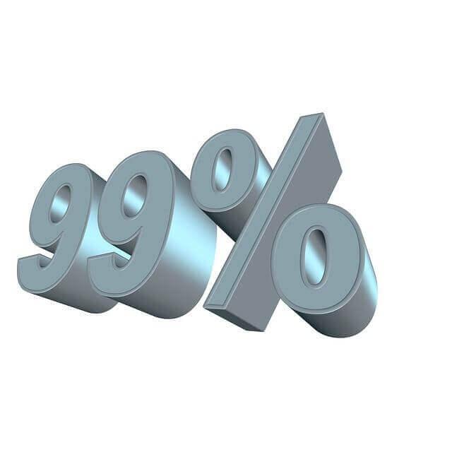 99%の広告がダウン報酬の対象に!しかも翌日にポイント付与!