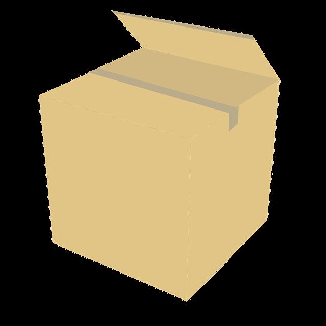 書籍梱包の手順