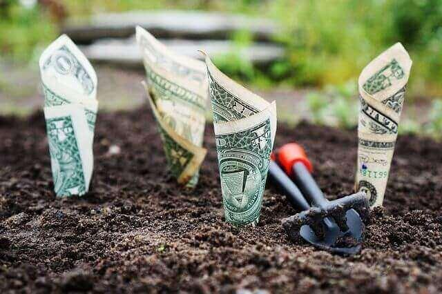 株式投資で稼ぐ為に必要な資金