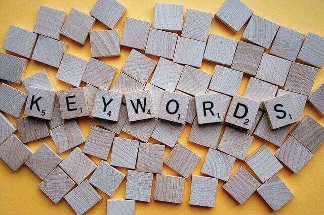 キーワード選定が検索順位に与える影響