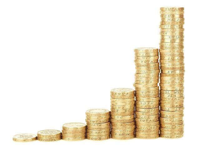 友達の月間紹介数と収入実績について