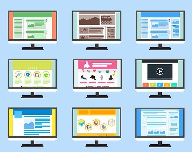 ブログ・ホームページの制作に役立つサービス